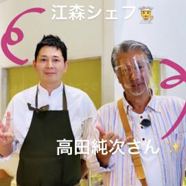📺TV番組「じゅん散歩」にオーナーシェフが出演!