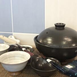 土鍋で体の芯から温まる冬支度⛄