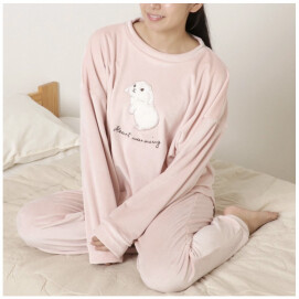 新作ウサギふわとろパジャマのご紹介です🐰💖