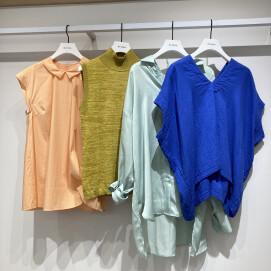 再値下げ!70%off!人気の【IENA、EDIFICE】ブラウス・Tシャツ!