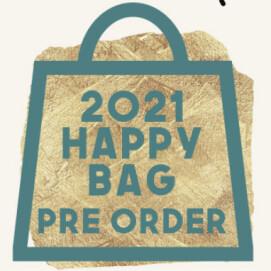 ⭐︎ 2021年HAPPYBAG予約開始のお知らせ⭐︎