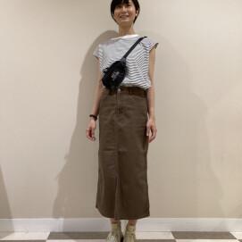 カツラギタイトスカートのご紹介✨