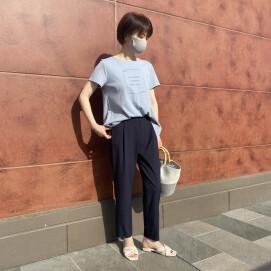 【INDIVI】大人気Tシャツ、50%オフ!!
