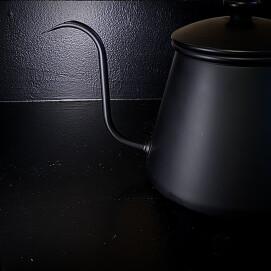 こだわりのコーヒーを一滴ずつ。