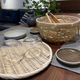 〈新商品入荷〉初夏を彩る和のテーブルウェア