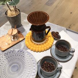 【新作入荷】美味しくて素敵なコーヒー時間