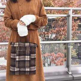 あったか秋冬アイテムで、紅葉のグランベリーパークへ!