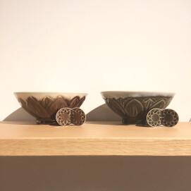 土のぬくもりを感じるお茶碗~日本の10の陶器産地から届きました~