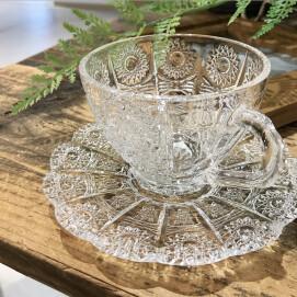 【第2弾】冬もガラスの食器をテーブルコーデの一部に🌿