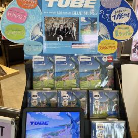 TUBE ニューシングル「BLUE WINGS」好評発売中!!