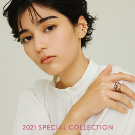 【2021 Special Collection】限定新作商品