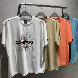 【カタカナが今の流行り!?】メンズTシャツ