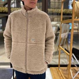 [Wool Fleece Jacket ]