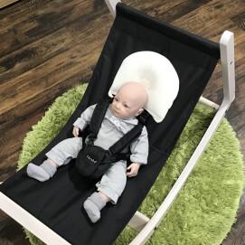 新生児から大人まで使用できるスクロールチェア♫