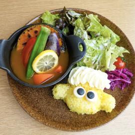 特製スープカレー‼︎夏メニュー登場🌻