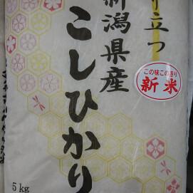 11月4日のおすすめ!『香り立つ 新潟県産 こしひかり』