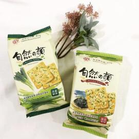 台湾で人気葱クラッカー入荷です!