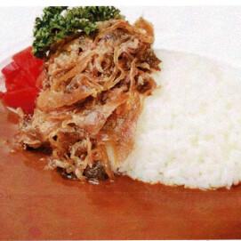 【土・日・祝日限定】お肉屋さんのオリジナルカレー