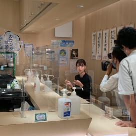 📺 TOKYO MX 📺 越玄一斗の取材に来ました~!!