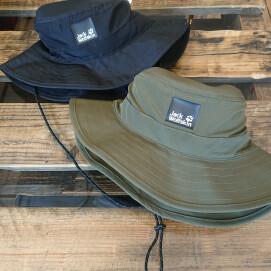 吸汗速乾素材に優れたハット< JP BXL RIPSTOP PACKABLE HAT>
