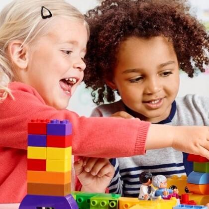 【レゴスクール】2歳児からのカリキュラム『アーリー・ブリック』開講!