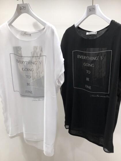 大人可愛いプリントTシャツ★