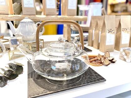紅茶とお茶のある暮らし展  ただいま開催中