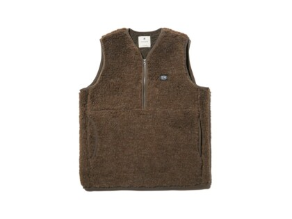 [ Wool Fleece Vest ]