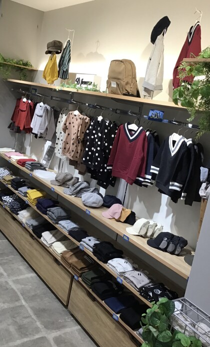 50%オフ♪ 秋冬物子供服・雑貨🎵