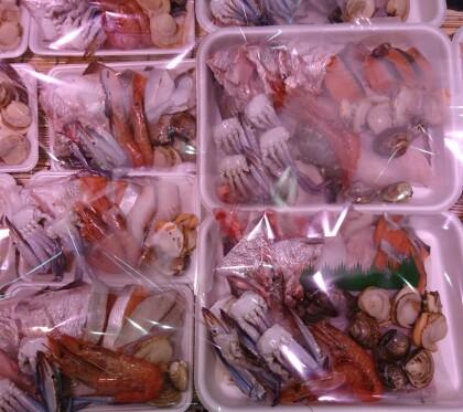 12月4日のおすすめ!『海鮮鍋セット』
